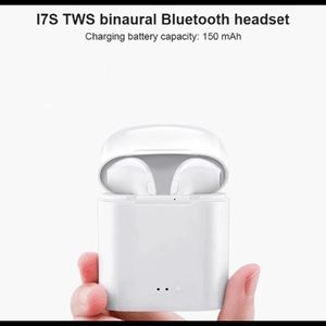 Accessories - I7s TWS Sport Bluetooth Wireless Earphones (Black)